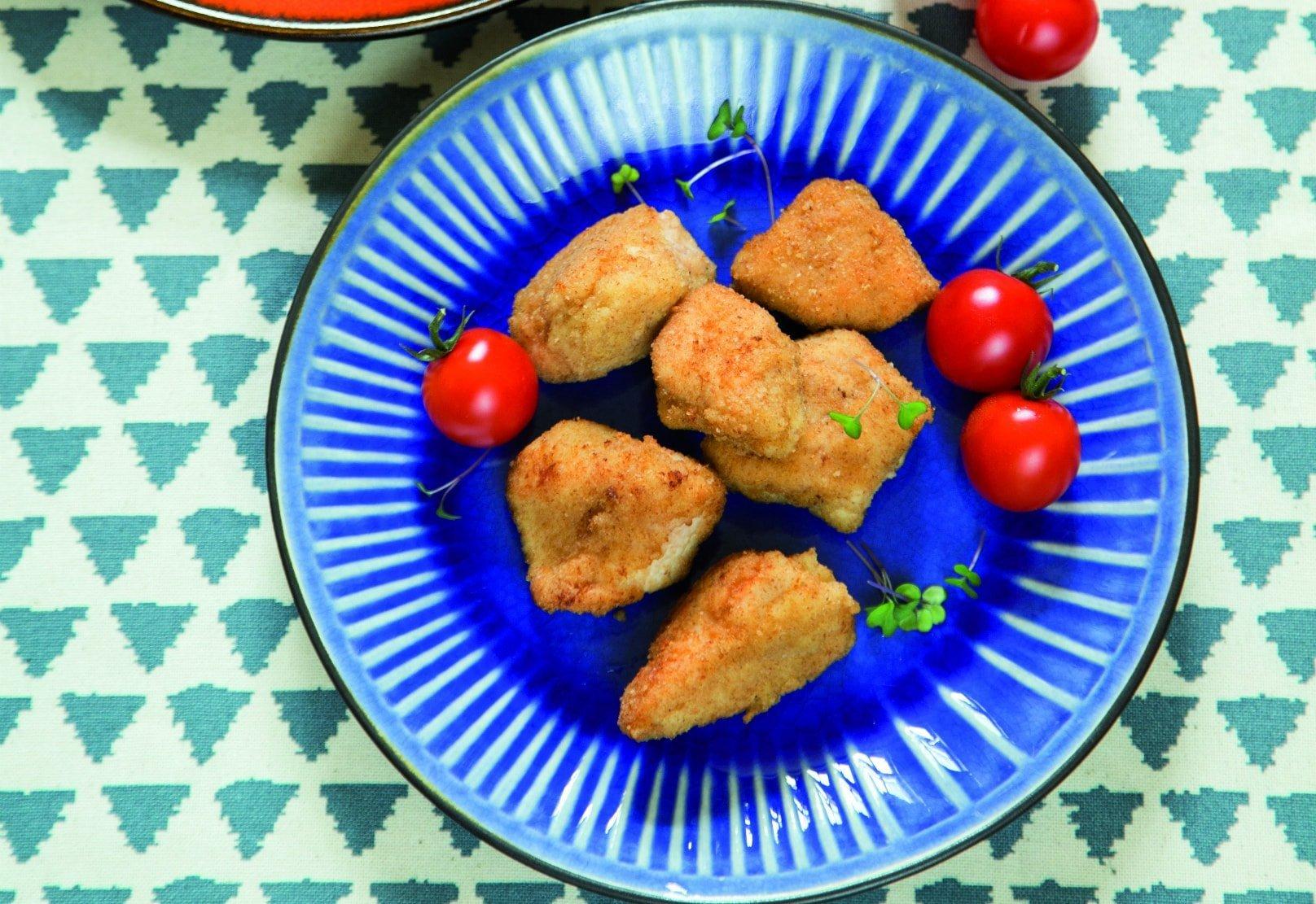 Куриные наггетсы - 2 вида на пробу рецепт 6